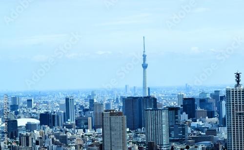 東京の風景 日本