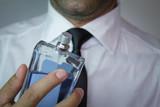 Man with perfume - 167321848