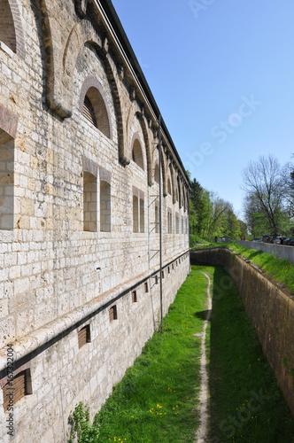 Festungsanlagen Ulm Poster