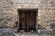 Window at the Brick Wall