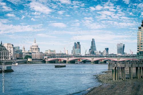 Skyline di Londra, Inghilterra