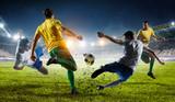 Soccer best moments. Mixed media - 167333415