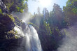 Giessbachfälle, Brienz, Schweiz  - 167345039