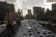 Quadro downtown rush hour