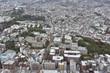 日本・横浜の都市景観(西区の動物園や住宅街などを望む) - 167373825