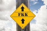 Schild 271 - FKK