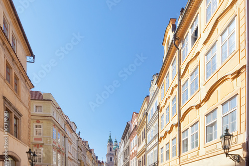 Historic buildings of Prague, Czech Republic