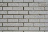 Czysty Szary Brick Wall tekstury tła