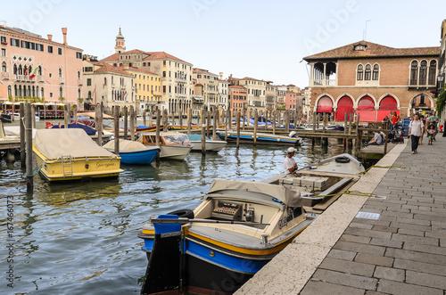 Spoed canvasdoek 2cm dik Venetie Venice, Italy