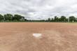 Baseball Field Home Plate