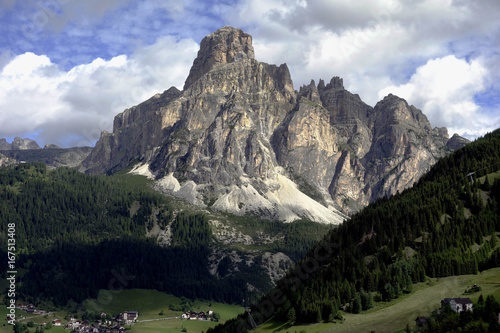 Dolomiti Alta Badia Sassongher