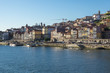 Panoramic view of Porto