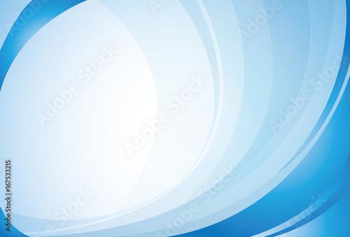Wave Blue Background