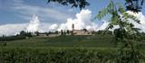 Susegana ed il Castello di San Salvatore immerso nei vigneti - 167582211