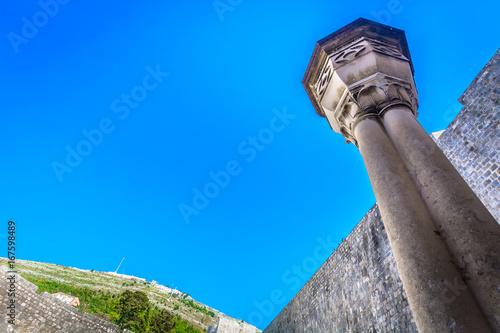 Pile Gate Dubrovnik Poster