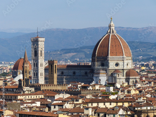 Foto op Canvas Florence Santa Maria del Fiore - The Florence Cathedral