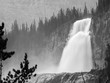 Emperor Falls on a rainy day - 167621613