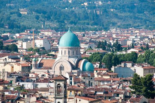 Foto op Canvas Florence Cityscape