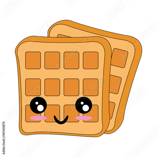 waffles icon image - 167630878