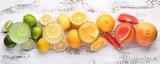 Citrus and lemon juice