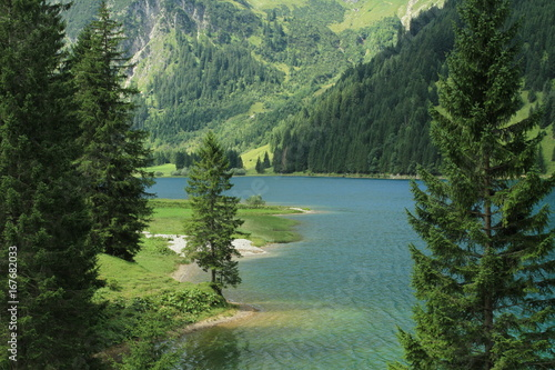 Vilsalpsee/ Tirol