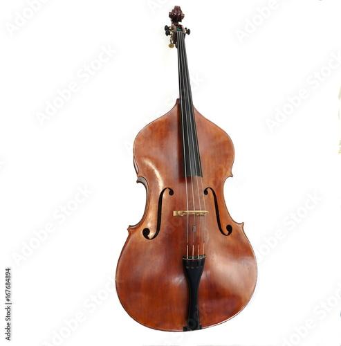 Italian double bass - 167684894