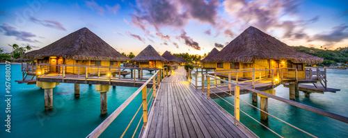 Urlaub in einem Luxusresort am Strand