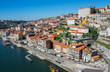 Quadro Panoramic view of Porto