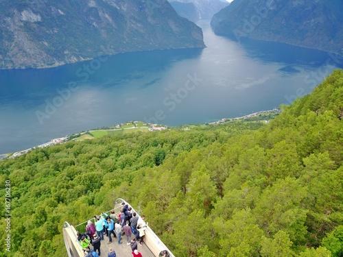 Norwegen Luftbilder