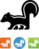 Skunk Icon - 167713034