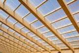 Terrasse Überdachung Holz Ausbau Dach 1 - 167721017