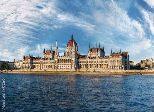 Papiers peints Budapest Hungarian Parliament building
