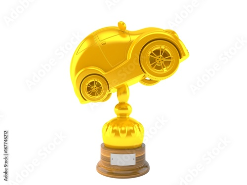Foto op Canvas Car trophy