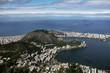 Quadro Rio de Janeiro panoramic view