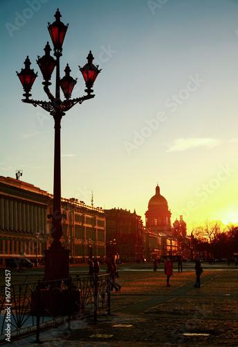 St.Petersburg, Palace Square