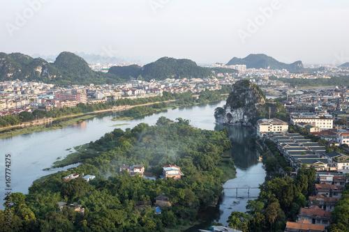 Fotobehang Guilin Guilin china