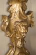 particolare legno scolpito - 167781467