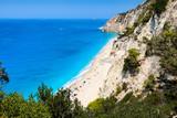 Egremni Strand auf der Insel Lefkada, Griechenland