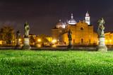 Padua - Prato della Valle at night. Padova - 167839426