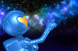 Astronaut The Original 3D Character Illustration  - 167845441