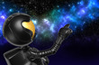 Astronaut The Original 3D Character Illustration  - 167845617