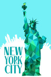 New York City Statue of Liberty © artisticco