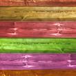 lames de bois teinté  - 167874680