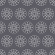 Flower Pattern. Endless Background. Seamless Ornaments - 167879629