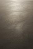 Hintergrund Sand perfekter Sandstrand im Gegenlicht - Background Sand perfect sand beach in the backlight - 167907803