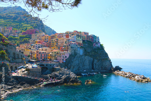 Staande foto Liguria CINQUE TERRE