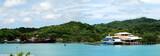 Honduras Island Panorama