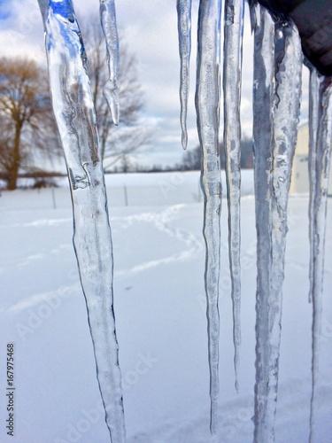 Foto Murales cold