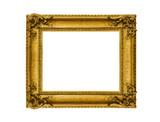 Frame on white background. - 168033027