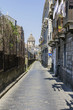 Quadro Streets of Catania, Italy